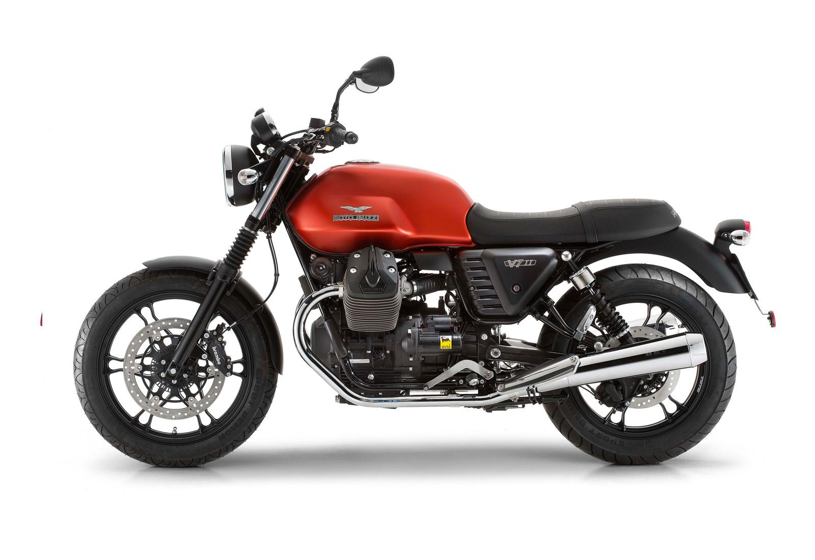 Moto Guzzi demo