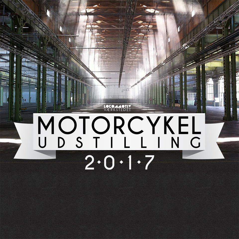 Motorcykel udstilling