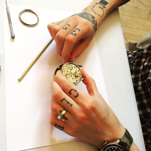 Byg dit eget ur